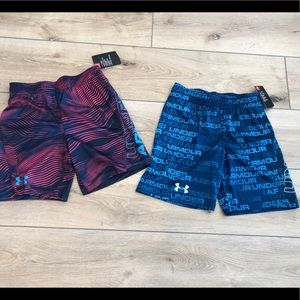 Set of 2 under Armour shorts NWT